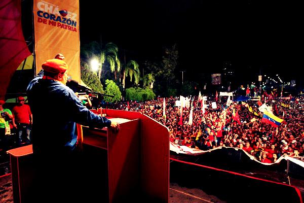 Chávez anunciaría cambios en PDVSA, banca pública y gobernación de Anzoátegui