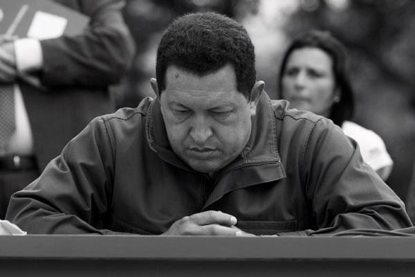 Los momentos finales del Presidente Chávez