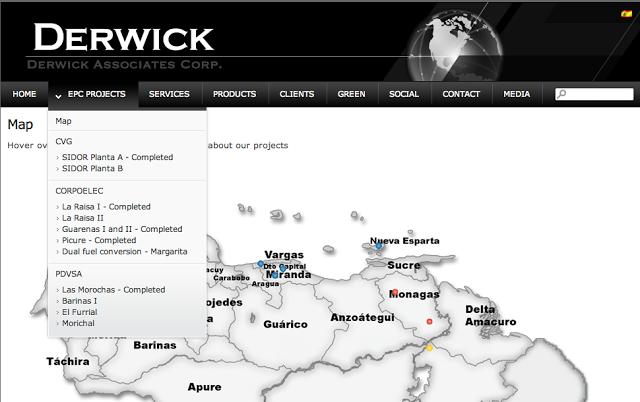 Dueños de Derwick se hacen los rusos para cobrar un favor a Pdvsa