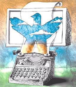 libertad-expresion-prensa-blog-apoyar-dia-mundial-periodico-periodisto-mayo-unesco-reporteros-sin-fronteras-parejo-maquina-escribir-peligro-muerto-morir-carcel