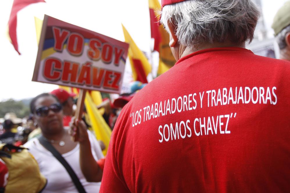 Chavismo para rato, sin Maduro por Marianella Salazar