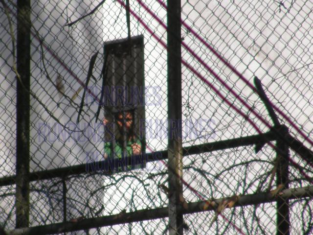 Imágenes exclusivas de Leopoldo López desde la prisión militar de Ramo Verde