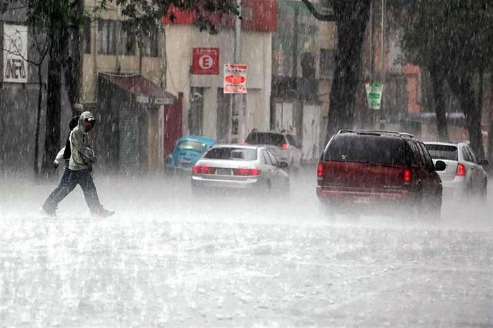 Pronostican más lluvias en las próximas 48 horas