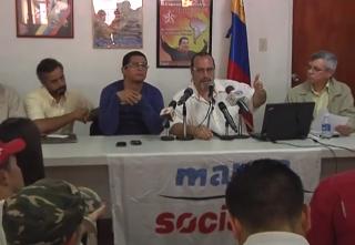 """""""Marea Socialista"""" instó a Maduro a auditar la entrega de divisas en los últimos 10 años"""