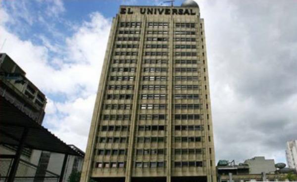 """Socio de Tecnobreaks demanda  """"autores materiales de la compra de El Universal"""""""