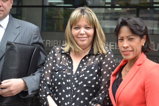 "Jueza María Lourdes Afiuni condenada por ""corrupción espiritual"""