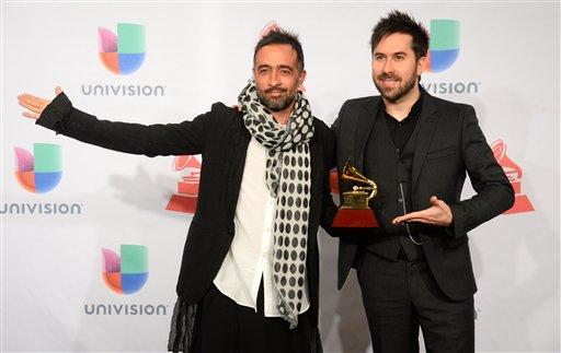 Mario Domm, Pablo Hurtado