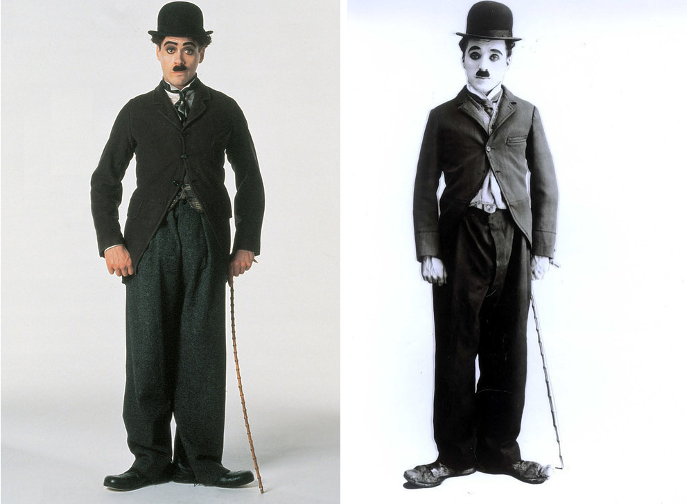 Increíbles fotografías de actores versus las figuras históricas que interpretaron (Fotos)
