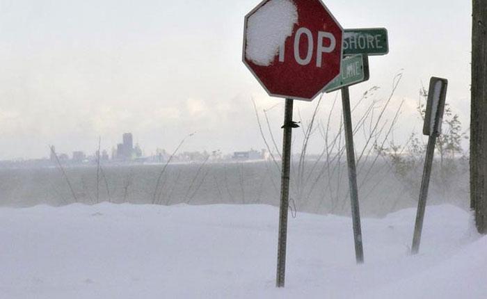 Doce muertos deja tormenta polar en Nueva York