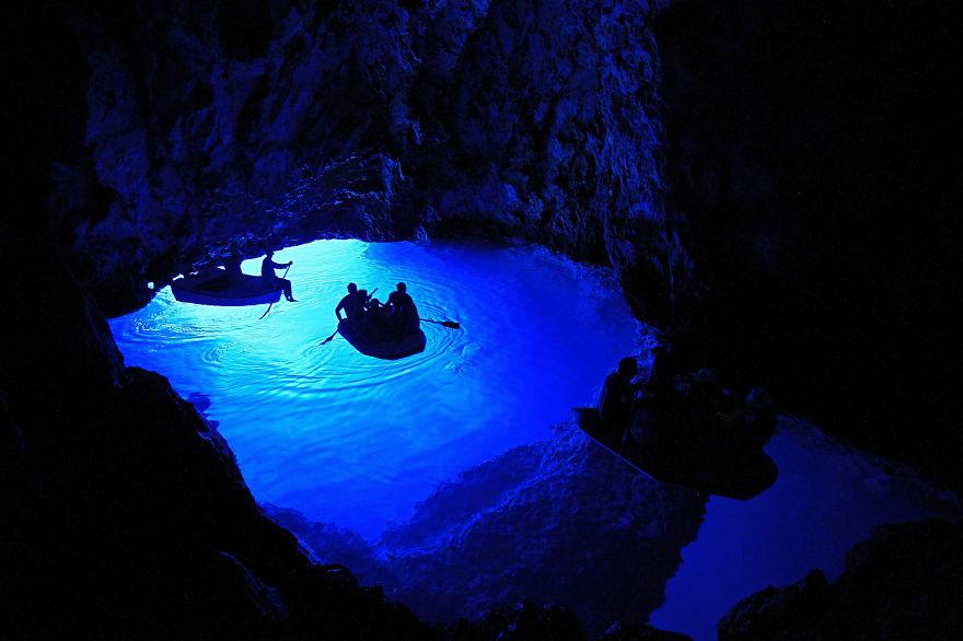 Las 10 cuevas más increíbles del mundo (Fotos)