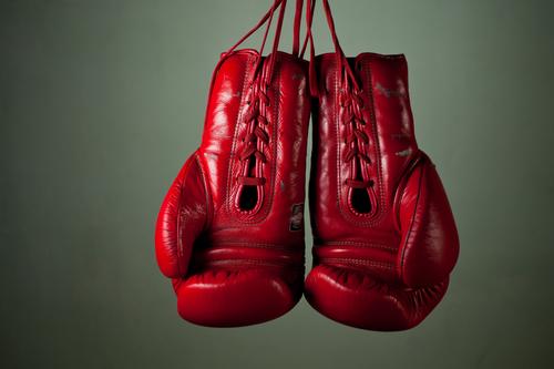 Como los boxeadores… por Carolina Jaimes Branger