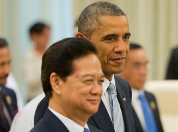 Obama y otros líderes cierran cumbre en Asia