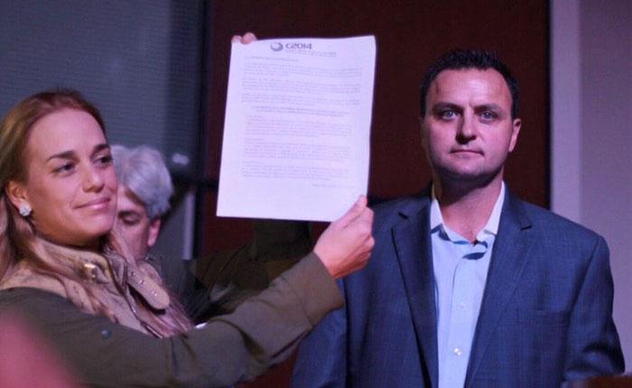 Cumbre Mundial de Comunicación Política pide liberación de Leopoldo López