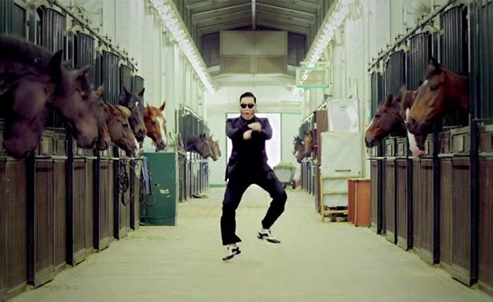 Psy y su «Gangnam Style» rompieron el contador de visitas de YouTube