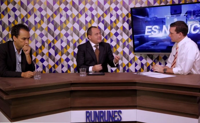 Perspectivas 2015 con Román Lozinski: Alonso Moleiro y Oswaldo Ramírez Colina (Política)