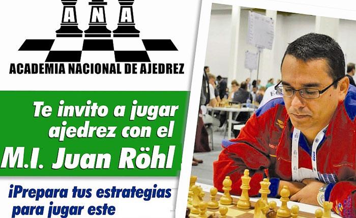 Por todo lo alto regresa el ajedrez a Sabana Grande