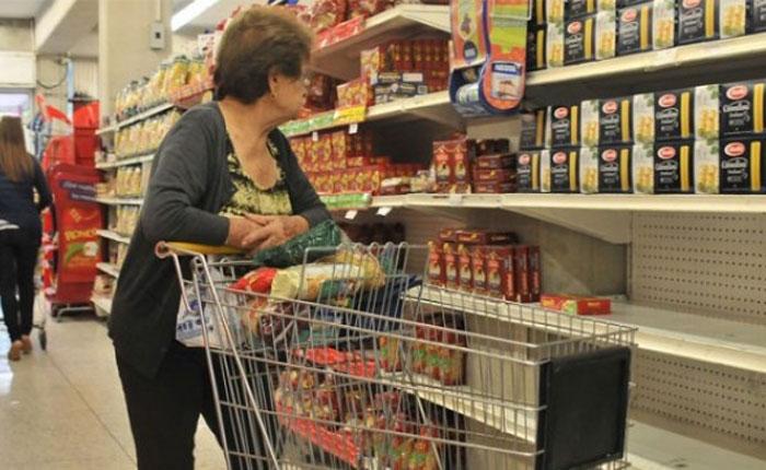 Cendas: Canasta básica se ubicó en 28.141,50 bolívares en noviembre