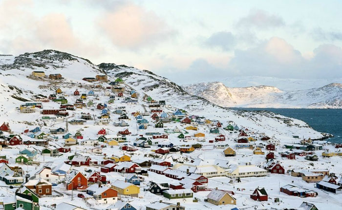 Ciudades de invierno más increíbles del mundo (Fotos)