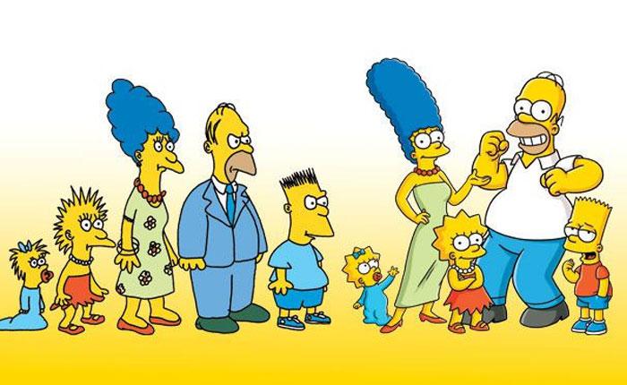 10 datos curiosos de Los Simpson en su aniversario 25