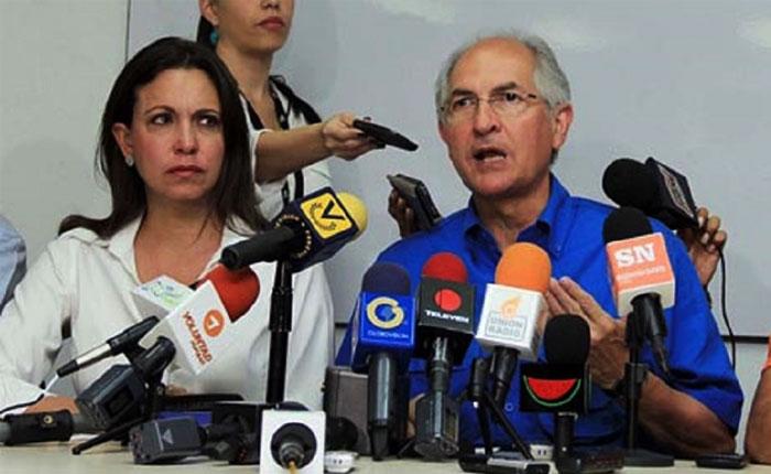 Líderes opositores se pronuncian tras liberación de presos políticos