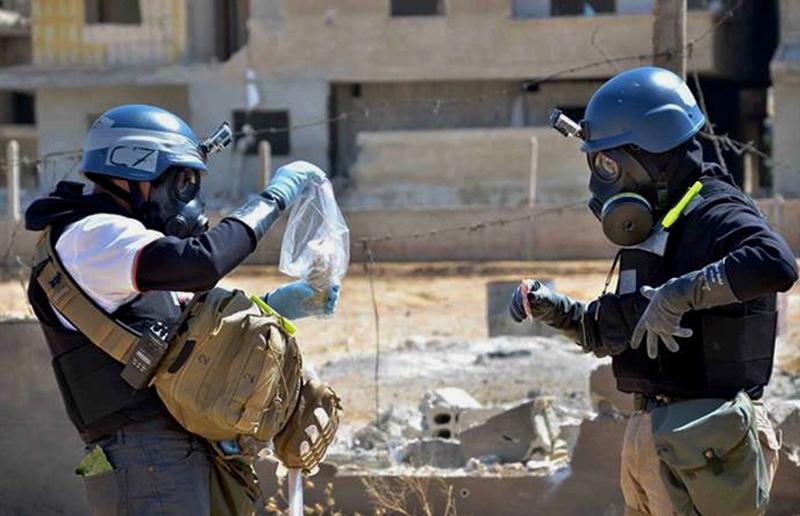Siria: 76 mil muertos en 2014, gas cloro fue usado contra tres pueblos rebeldes