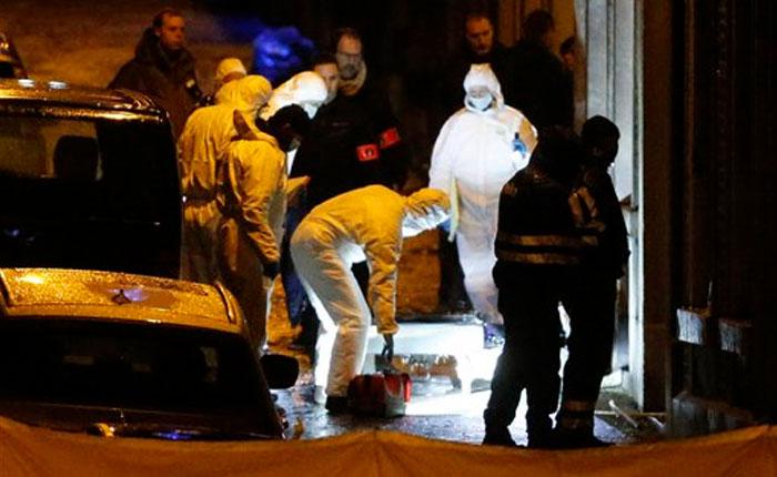 Diez detenidos en Francia, cierra estación por amenaza de bomba
