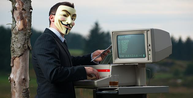 Anonymous promete venganza por el ataque terrorista contra 'Charlie Hebdo'