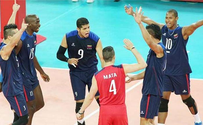 Venezuela albergará Preolímpico de Voleibol en 2016