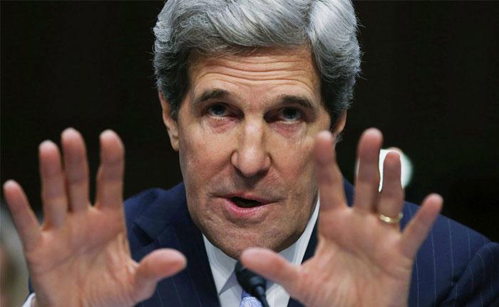 Kerry defiende eventual creación de dos Estados como salida a crisis en Medio Oriente