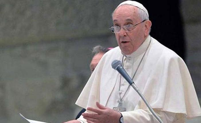 Papa Francisco acepta una invitación para viajar a Ucrania