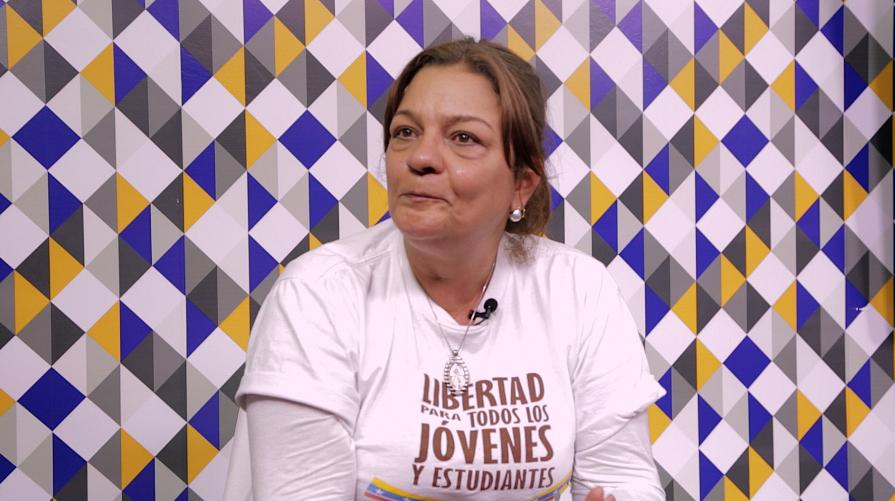 Madre de Geraldine Moreno revela detalles de su reunión con Biden