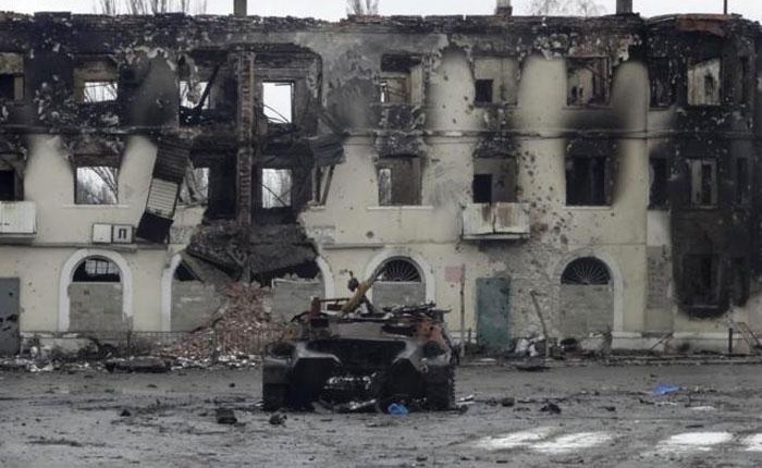 Ucrania, acuerdo esencial por Luis DE LION