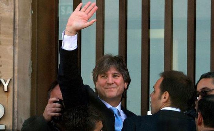 Tribunal argentino confirma procesamiento de Amado Boudou en caso de corrupción