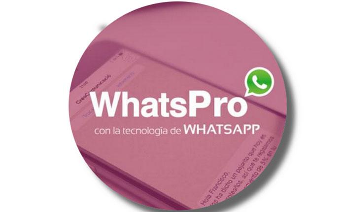 WhatsPro fusiona la gestión de social media, web, correo y WhatsApp