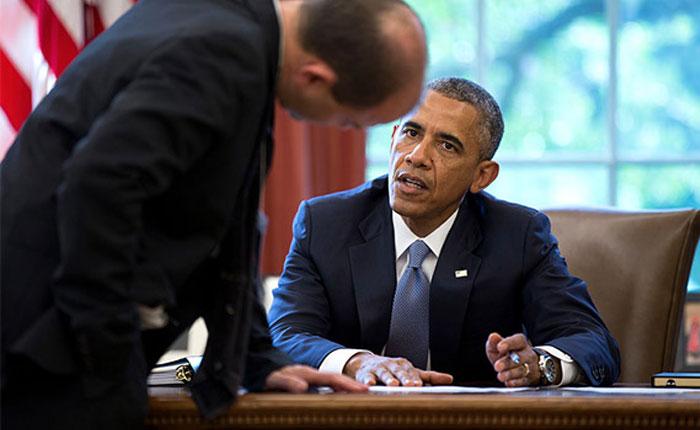 """A una semana de las """"Sanciones Obama"""" por Thaelman Urgelles"""