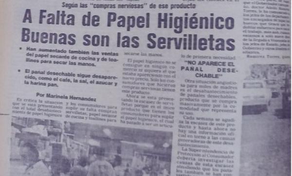 No podrás creer que estos periódicos no son de hoy (Fotos)