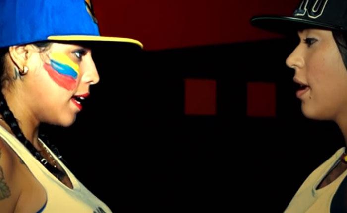 """Con mucho """"flow"""" estas raperas le dicen la verdad a Nicolás Maduro (Video)"""