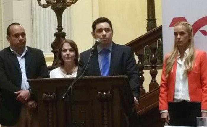 Mitzy Capriles: Hablar de derechos humanos en nuestro país puede costarnos la libertad
