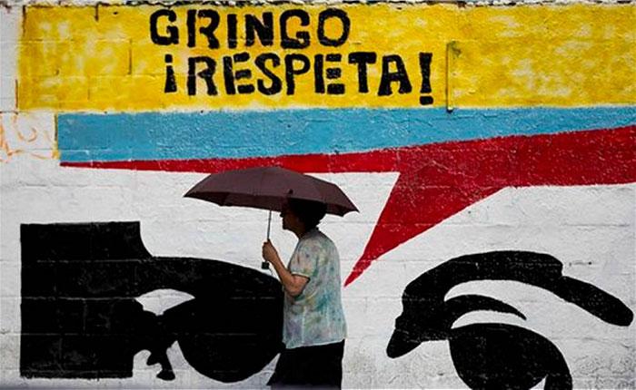 ¿Hay un espíritu anti Estados Unidos en Venezuela?