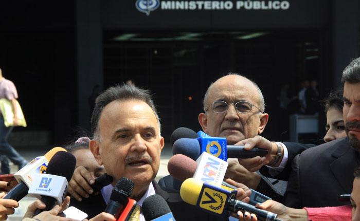 Corte de apelaciones ratifica medida de privativa de libertad contra Antonio Ledezma
