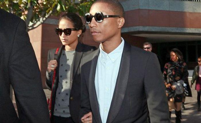 Pharrell Williams pagará US$7,3 mlls. por plagiar esta canción