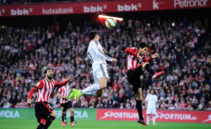 Real Madrid busca aire en la Liga de Campeones