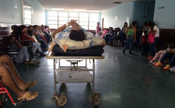 WSJ: La salud en Venezuela, en estado terminal