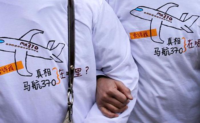 A un año de la desaparición: Familiares de pasajeros del MH370 piden respuestas