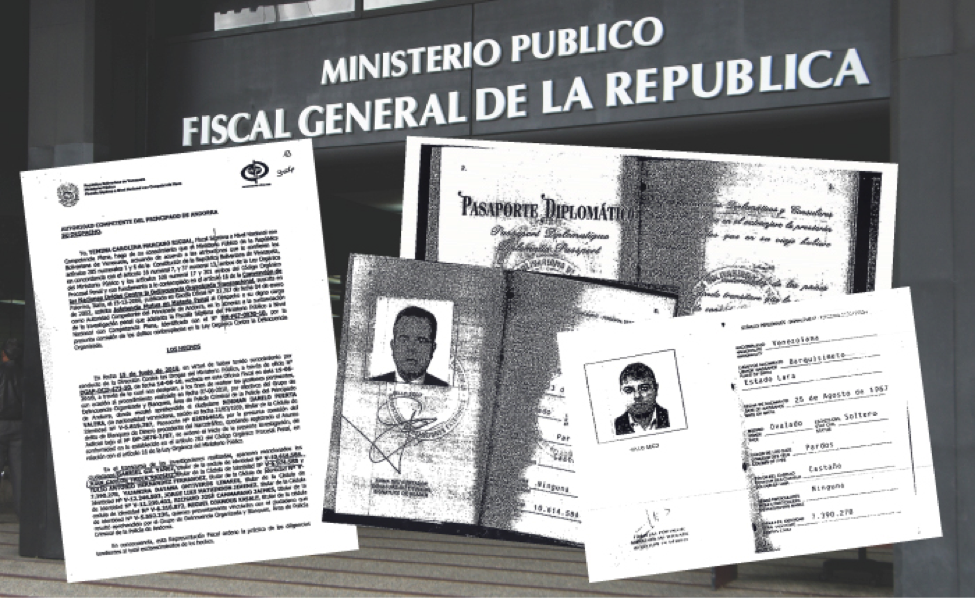 Fiscalía de Venezuela reconoció el pasaporte diplomático de investigado por lavado en Andorra