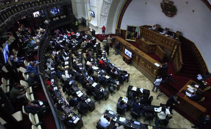 AN aprobó estimación poblacional elaborada por el INE para parlamentarias