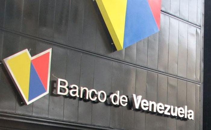 Plataforma del Banco Venezuela no presta servicio temporalmente
