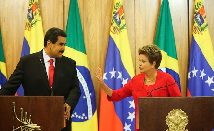 Brasil: Maduro está dispuesto a promover reducción de tensión con EEUU