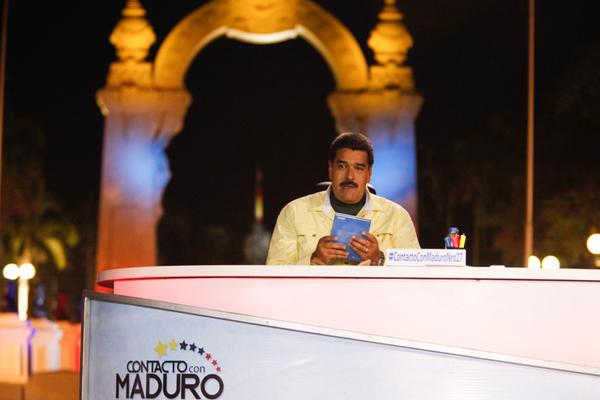 EnContatcoConMaduro27