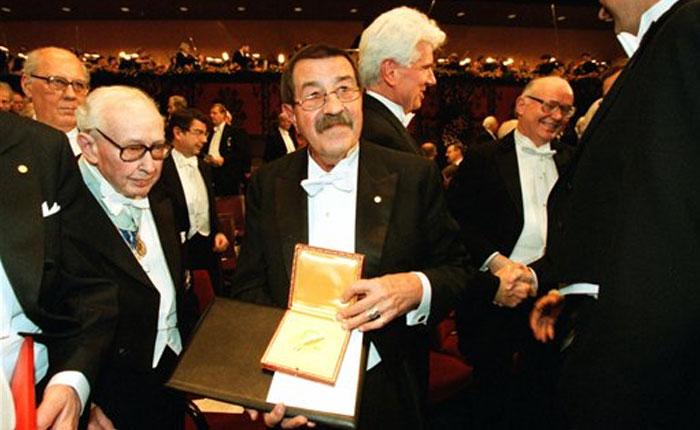 Muere el Nobel de Literatura alemán Günter Grass